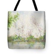 Mangrove Swamp Tote Bag