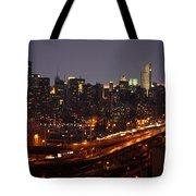 Manhattan- 2 Tote Bag