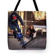 Manhattan Bmx Tote Bag