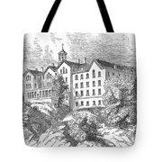 Manhattan College, 1868 Tote Bag