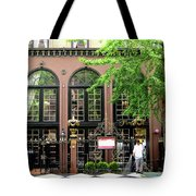 Manhattan Morning Tote Bag