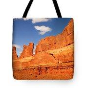 Manhatten In Utah Tote Bag