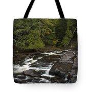 Manido Falls 5 Tote Bag