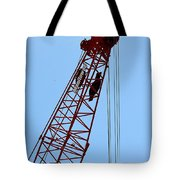 Manitowoc Skies Tote Bag