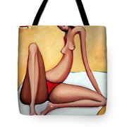 Manly Beach Tote Bag
