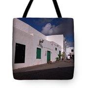 Manrique House Tote Bag
