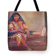 Mansorya Tote Bag
