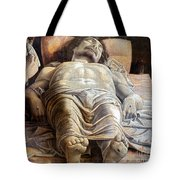 Mantegna: The Dead Christ Tote Bag