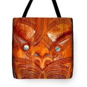 Maori Mask One Tote Bag