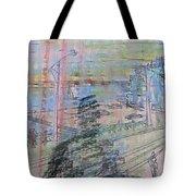 Maple Leaf Quay Tote Bag