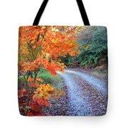 Maple Road Tote Bag