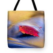 Maple Stream Tote Bag