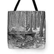 Maple Syrup, 1877 Tote Bag