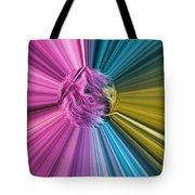 marabou Colour Splash Tote Bag