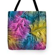 Marabou Colours Tote Bag