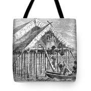 Maracaibo Dwelling Tote Bag