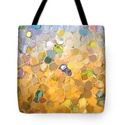 Marble Collection I Abstract Tote Bag