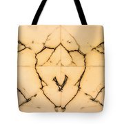 Marble Face Tote Bag