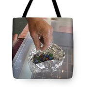 Marble Maritime Count Tote Bag