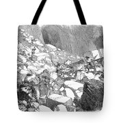 Marble: Quarry, 1852 Tote Bag