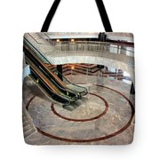 Marble Staircases Tote Bag