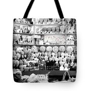 Marble Work In India Tote Bag