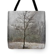 March Tree Tote Bag