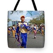Mardi Gras Struttin' Tote Bag