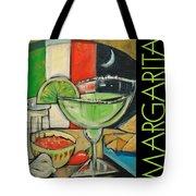 Margarita Poster Tote Bag