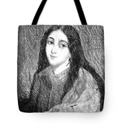 Marie Duplessis Tote Bag