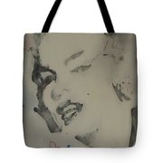Marilyn Pink Tote Bag