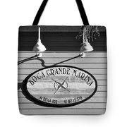 Marina Directions Tote Bag