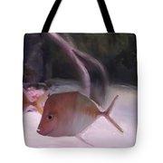 Marine Life Tote Bag