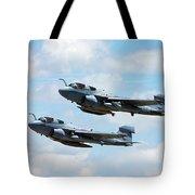 Marine Prowlers Tote Bag