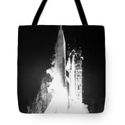 Mariner 1: Launch, 1962 Tote Bag