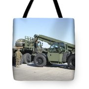 Marines Pick Up Palletized Logistics Tote Bag