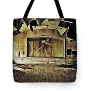 Marionette Moment Tote Bag