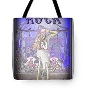 Marjo Rock  Tote Bag