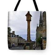 Market Cross - Stow-on-the-wold Tote Bag
