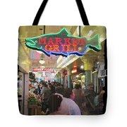 Market Grill 3 Tote Bag