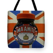 Marmite The Growing Up Spread Tote Bag