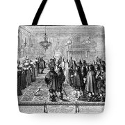 Marriage Contract, 1645 Tote Bag