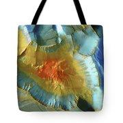 Mars Aerial View Tote Bag