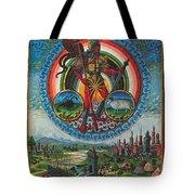Mars, God Of War Tote Bag