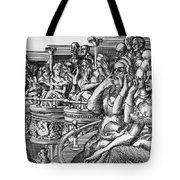 Marsh: Metropolitan Opera Tote Bag by Granger