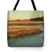 Marsh Of Pine Point Tote Bag