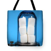 Marshmallows In A Vacuum, 5 Of 5 Tote Bag
