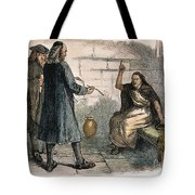 Martha Corey Tote Bag