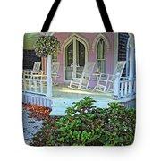 Marthas Vineyard Cottage Tote Bag