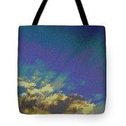 Martian Sky Tote Bag